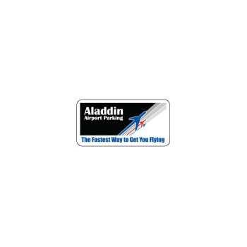 Aladdin airport parking coupon