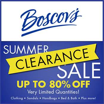 Boscovs coupons 2019 in store